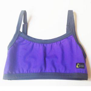 Purple-Grey-Top