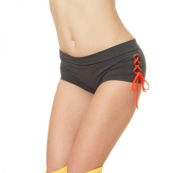 Shorts-Ellena-grey-orange