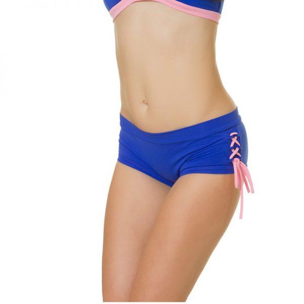 Shorts-Ellena-pink-grey
