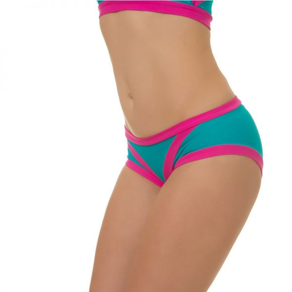 Shorts-Sandy.-Turquoise-Raspberry