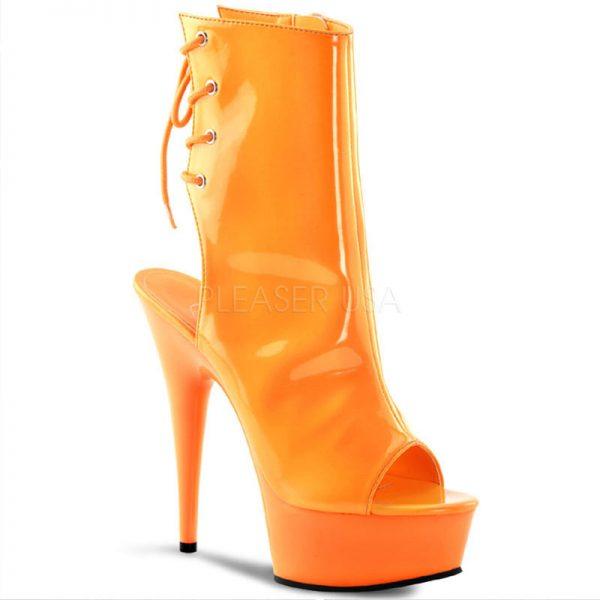 DELIGHTNeon-Orange-6inch