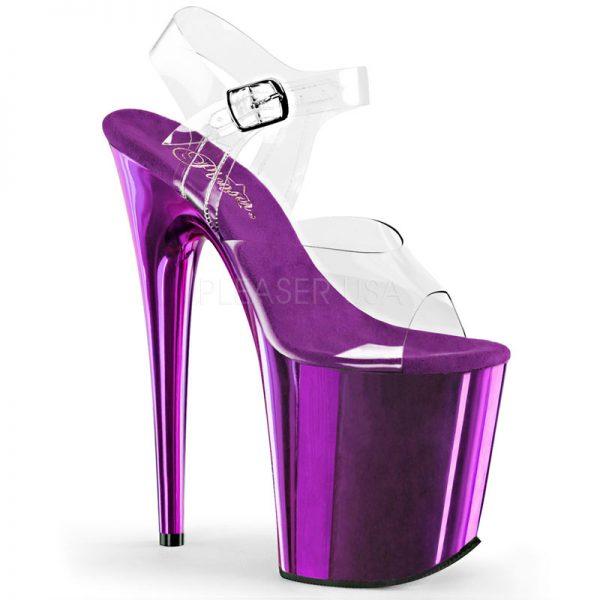 Purple-FLAMINGO-808-8inch