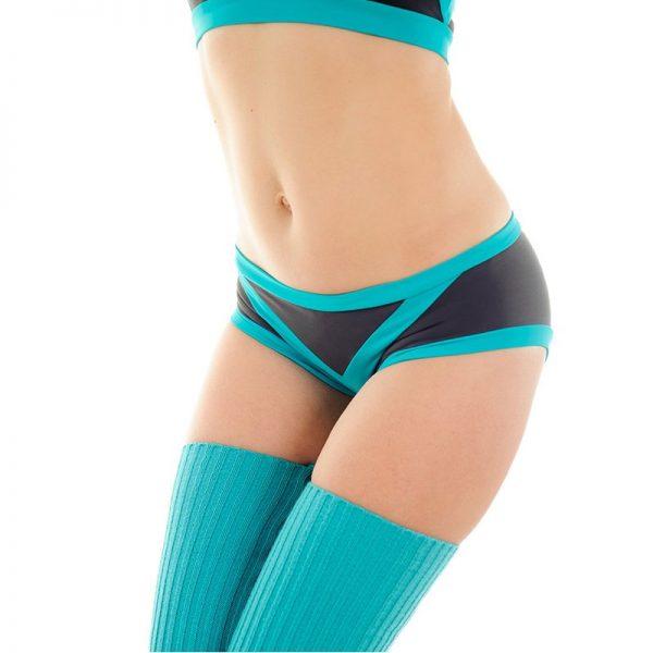 Shorts-Sandy-blue